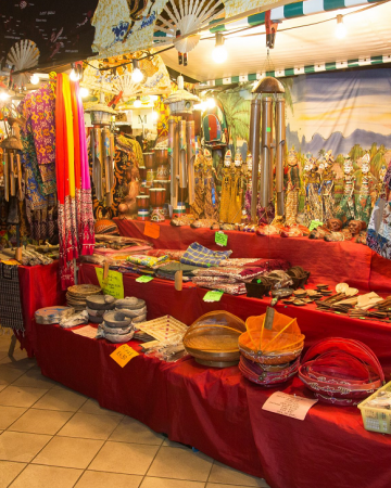 Oosterse markt
